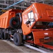 Ремонт грузового транспорта фото