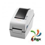 Принтер этикеток Bixolon SLP-D220 термо 203 dpi светлый, USB, RS-232, кабель, 105305 фото