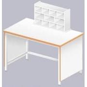 Стол для титрования лаб-1200 тл (ламинат) фото