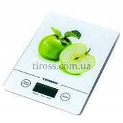 Весы кухонные Tiross TS-1301 apple фото