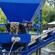 Автоматизированная линия конвейерного типа по производству пенобетонных и газобетонных блоков ПРОФИ фото
