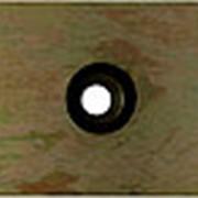 ЗИП VIZIT-ML240 якорь (пластина-1 шт.,втулка резьбовая-1 шт.,шайба-2 шт.,шайба резиновая-1 шт.,винт-1 шт) VIZIT фото
