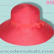 Летние шляпы Del Mare модель 018 фото