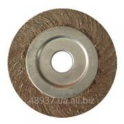 Круг лепестковый торцевой 125х22.2 (Р 60), код 10154 фото