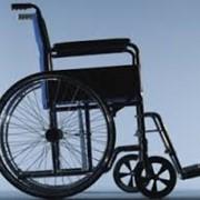Ремонт инвалидных колясок. фото