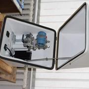 Шкаф приборный утепленный электрообогреваемый ШПУЭ2-Д-О-Н фото