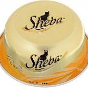 Sheba 85г конс. Влажный корм для взрослых кошек Ассорти из сочного мяса курицы с уткой фото
