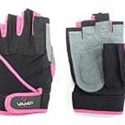 Перчатки для фитнеса VAMP RE-520, S. фото