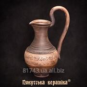Дзбан Шляхтянський 1л, розмір 30, арт.AB08 фото