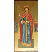 Икона Святой великомученицы Екатерины фото