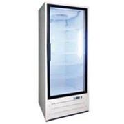 Шкаф холодильный среднетемпературный Эльтон 0,7С (динамика, со стеклянной дверью) фото