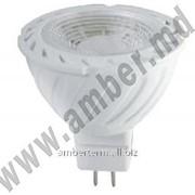 Светодиодная лампа G5,3 6W 100-250V 6400K Horoz (33404) фото