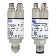 Преобразователь давления с интерфейсом Profibus® DP D-10-7 стандартное исполнение, D-11-7 с внешней мембраной фото