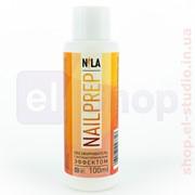 Обезжириватель Nila Nail Prep (с антибактериальным эффектом) 100 мл фото