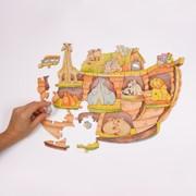 Игрушка-пазл Ноев ковчег фото