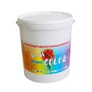 Краска акриловая водоэмульсионная ФАСАДНАЯ белая 25 кг фото