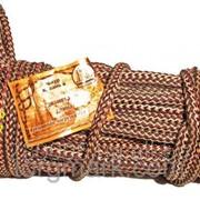 Шнур плетеный полипропиленовый 10 миллиметров х 50 метров фото