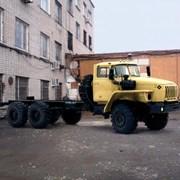 Продам Шасси длиннобазовое Урал фото