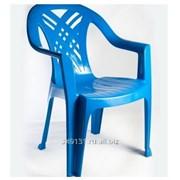 Кресло пластиковое фото