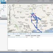 GPS мониторинг + контроль топлива фото