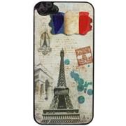 Чехлы Perfektum Art series France iPhone 5/5s фото