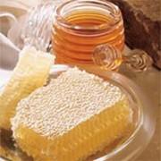 Сотовый мёд 100 грамм фото