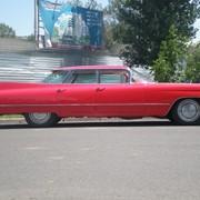 Прокат ретро автомобиля Cadillac De Ville фото