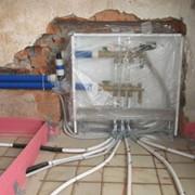 Монтаж систем отопления, Выполняем монтаж отопления от коттеджей до многоэтажных домов фото