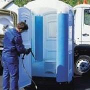 Обслуживание биотуалетов фото