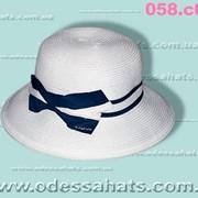 Летние шляпы Del Mare модель 058 фото