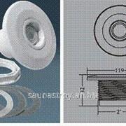 Стеновая форсунка MultiFlow из ABS, соединительная диаметр 50 мм, на трубу фото