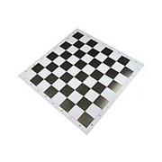 Поле для шахмат/ шашек картонное фото
