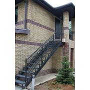Лестницы.Сварные лестницы. Сварные конструкции. фото