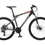 Велосипед GT Aggressor 2.0 Disc (2014) черно-оранжевый фото