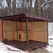 Вольер для собак, птиц  фото