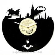 Часы настенные Бэтмэн в городе 01 BL 30 фото