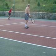 Услуги спортивного инструктора по теннису в Киеве фото