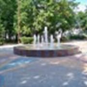 Строительство и обслуживание фонтанов фото