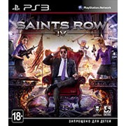 Игра для ps3 Saints Row 4 (IV) фото