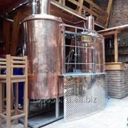 Мини-пивоварня Генрих Шульц 300 фото