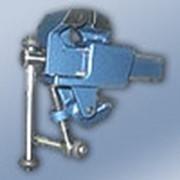 Тиски слесарные ТССН-80 80 мм фото