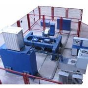 Станция для обкаточных испытаний тяговых асинхронных двигателей методом взаимной нагрузки СТ.411734.003 фото