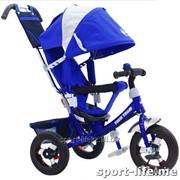 Детский трехколесный велосипед фото