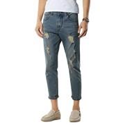Мужские кальсоны джинсовые 39139456388 фото