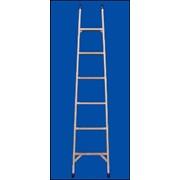 Лестницы диэлектрические стеклопластиковые, Лестница стеклопластиковая диэлектрическая фото