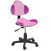 Кресло компьютерное Signal Q-G2 (розовый) фото