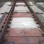 Весы железнодорожные с электронникой компании DINAMICA GENERALE / Италия