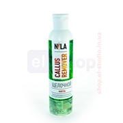 Средство для педикюра Nila Callus remover щелочной (Мята) 250 мл фото