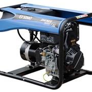 Портативная электростанция SDMO Diesel 4000EXL фото