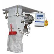 Весовой дозатор для дозирования сыпучих материалов в зашивные мешки СВЕДА ДВС-301-70-1 фото